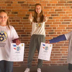 Erfolg bei der Matheolympiade